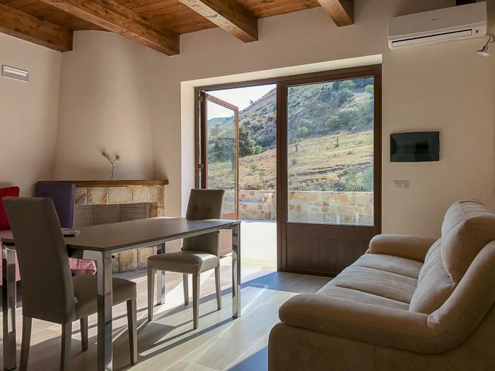 suite lodge e ampio terrazzo