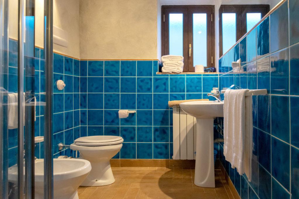 bagno camera verdello