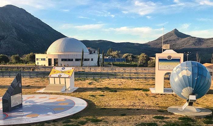 Parco astronomico delle Madonie Gal Hassin